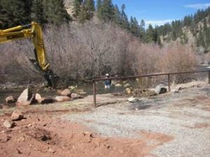 Mora Recreation Area project restoration
