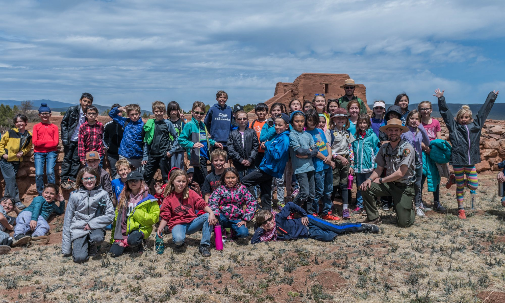 Kids in the Park - Pecos National Historical Park