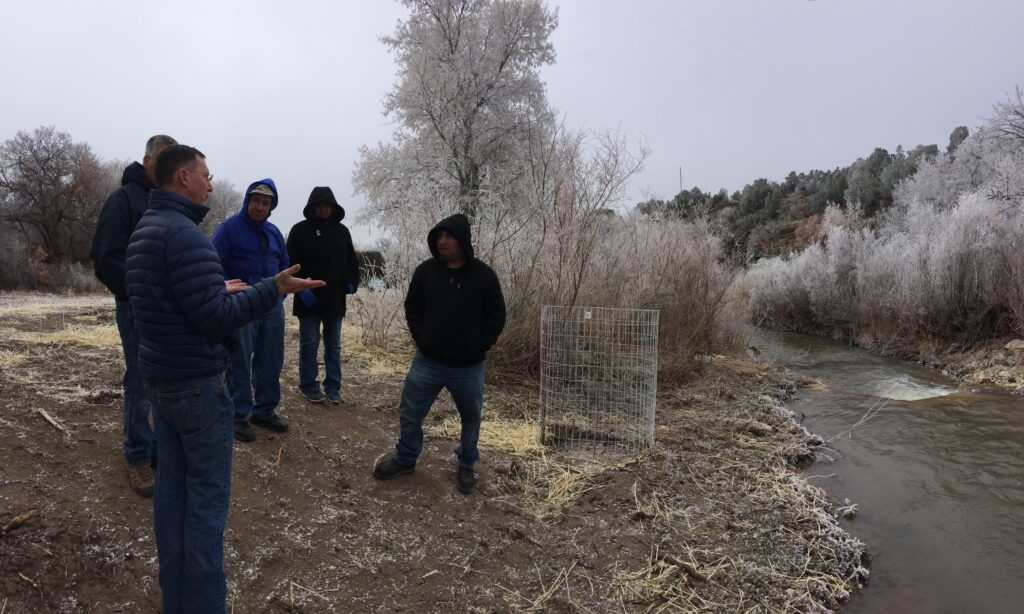 Lower Cow Creek landowners workshop - March 4, 2019